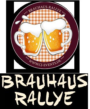 Logo Brauhaus Rallye